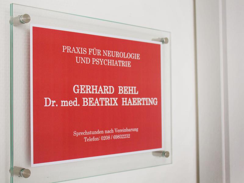 Neurologische Gemeinschaftspraxis Behl & Haerting