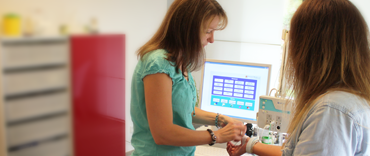 Neurologische Gemeinschaftspraxis Behl & Haerting - Schwerpunkte
